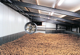 Agricultural ventilation – Food storage