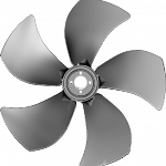 V-Series – One-piece Plastic Fans